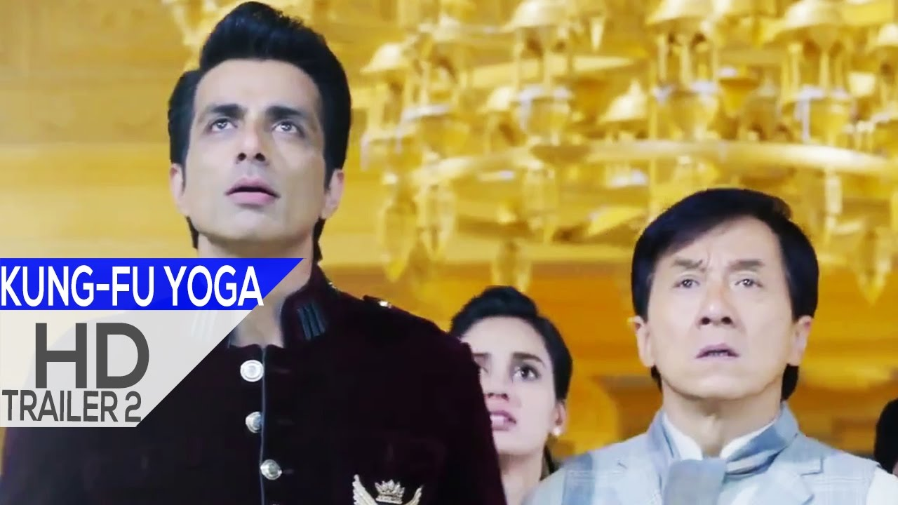 Kung-Fu Yoga Official Trailer #2(2017) Jackie Chan, Disha Patani Movie