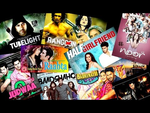 Bollywood Trailers: 2017 Upcoming Bollywood Movies