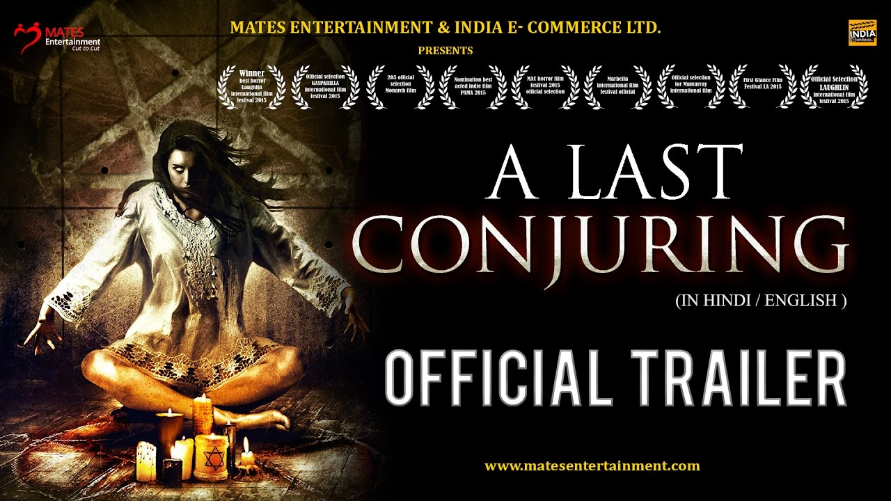 Bollywood Trailers: A LAST CONJURING | OFFICIAL TRAILER |2017| HINDI