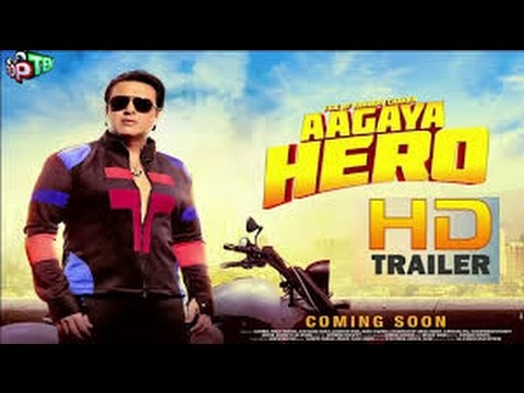 Bollywood Trailers: AA GAYA HERO  Official Trailer 2017  Bollywood movie trailers  Govinda, Ashutosh Rana