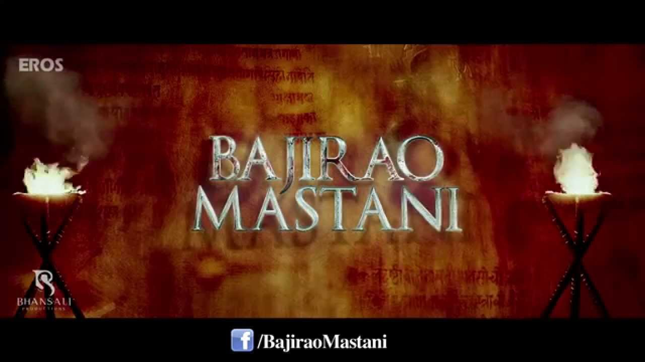 Bollywood Trailers: Bollywood trailers 2015 movies official I Bajirao Mastani