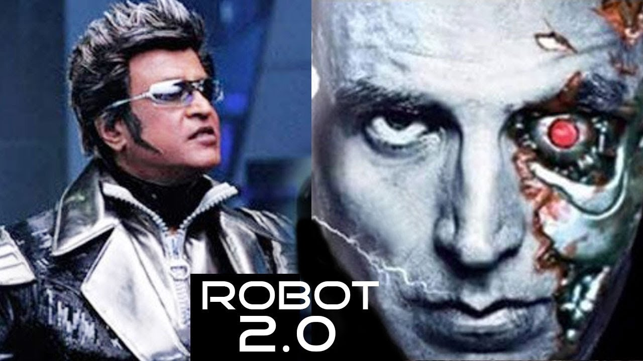 Robot  2 Bollywood New movie trailers 2017