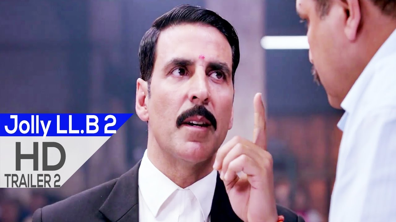 Jolly LL.B 2 New Official Trailer #2 (2017) Akshay Kumar Movie
