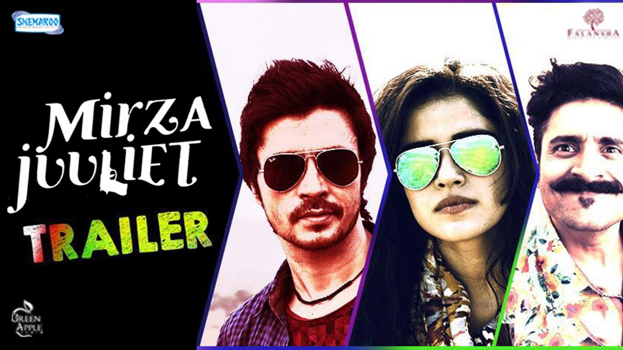 Mirza Juuliet – Official Trailer   Releasing On 14 April 2017
