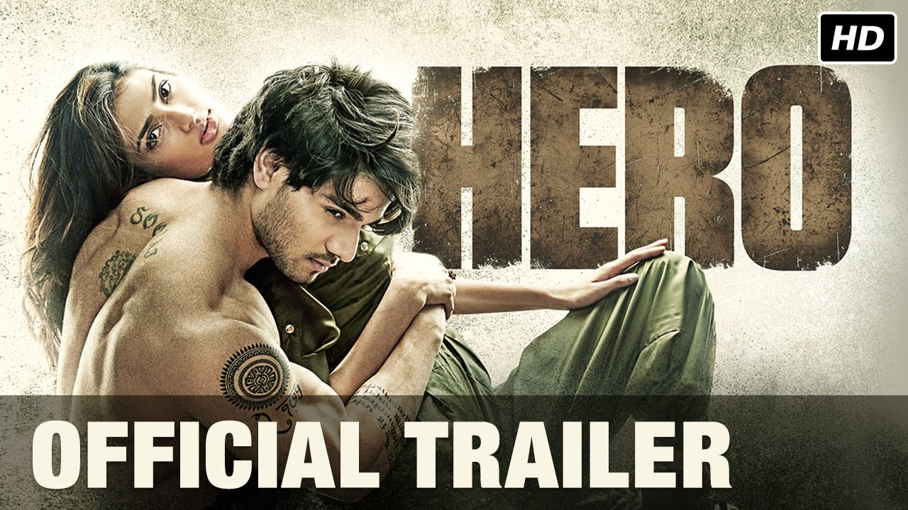 HERO | Official Trailer with English Subtitles | Sooraj Pancholi, Athiya Shetty