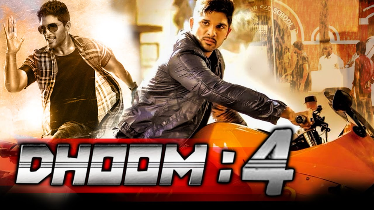 Dhoom 4 (2015) Full Hindi Dubbed Movie | Allu Arjun, Shruti Haasan