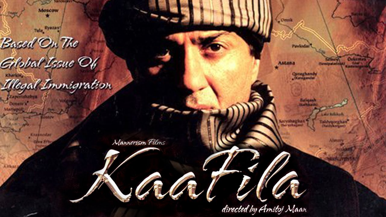 Bollywood Full Movies – Kaafila – Sunny Deol Action Movies – New Hindi Movies 2015 Full Movies